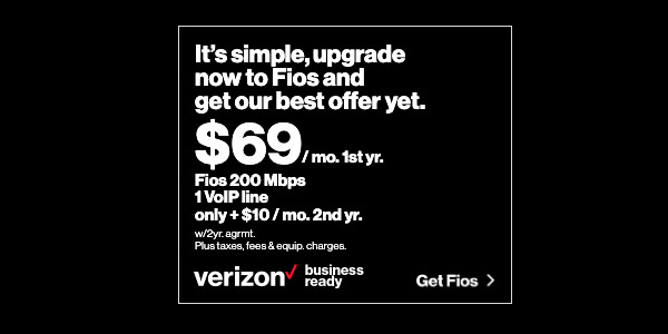 Verizon Small Business Phone and Internet Packages